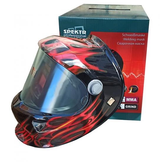 Сварочная маска Spektr АМС-8000