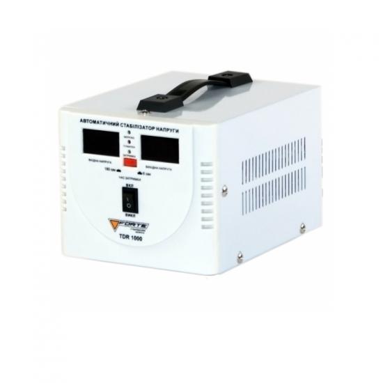 Стабилизатор напряжения Forte TDR-1000VA