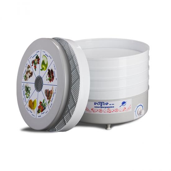 Сушилка для овощей и фруктов Ротор СШ002
