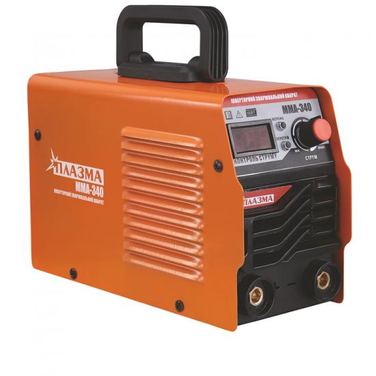 Сварочный инвертор Плазма ММА-340 (дисплей)