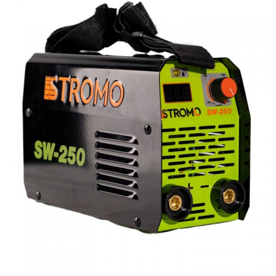 Сварочный инвертор Stromo SW-250 (дисплей)