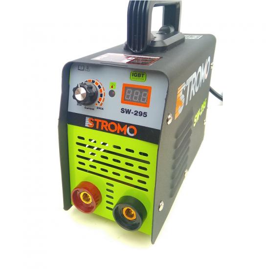 Сварочный инвертор Stromo SW-295 (дисплей)