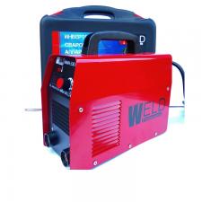 Сварочный инвертор Weld IWM ММА-370 IGBT (дисплей, кейс)