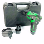 Аккумуляторный шуруповерт Craft-tec PXCD-122Li (два аккумулятора)