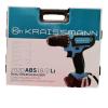 Аккумуляторный шуруповерт Kraissmann 2020 ABS 18/2 Li