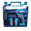 Аккумуляторный шуруповерт Spektr SCD 18/2 (съемный патрон)