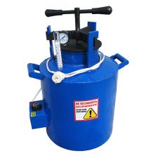 Бытовой электрический автоклав  на 7 литровых или 14 поллитровых банок