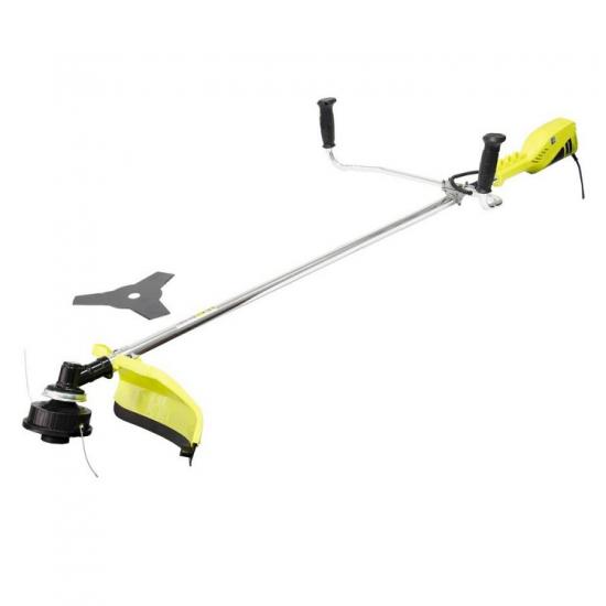 Электрокоса Grunhelm GR-2000 (велосипедные ручки)