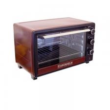 Духовка настольная Grunhelm GN45ARCL (вертел + конвекция + подсветка на 45 литров)