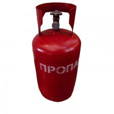 Баллон газовый бытовой Novogas 12 л (бутан)