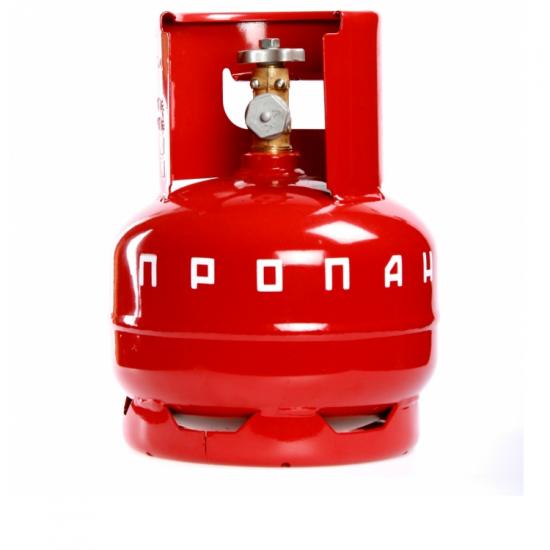 Баллон газовый бытовой Novogas 5 литров
