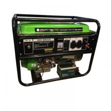 Бензиновый генератор Craft-tec PRO GEG 6500S (220)