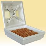 Инкубатор Квочка МИ-30-1-С на 80 яиц, ручной переворот