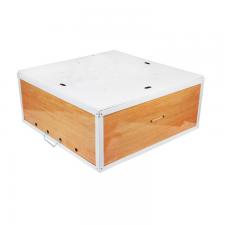 Инкубатор Курочка Ряба на 130 яиц цифровой (укрепленный) Тэновый