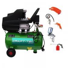 Компрессор Craft-tec К-24 с набором
