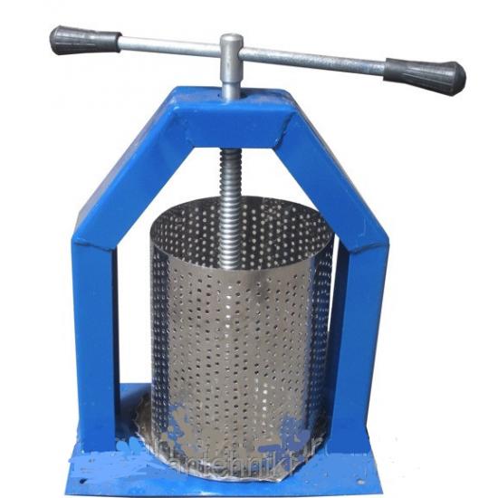 Механический ручной пресс 8 литров