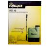 Опрыскиватель аккумуляторный RIGA AS-16