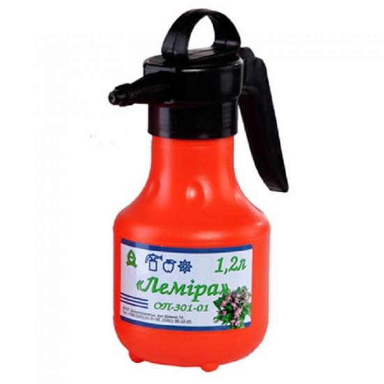 Ручной помповый опрыскиватель Лемира ОП-301-01 (1.2 литра)