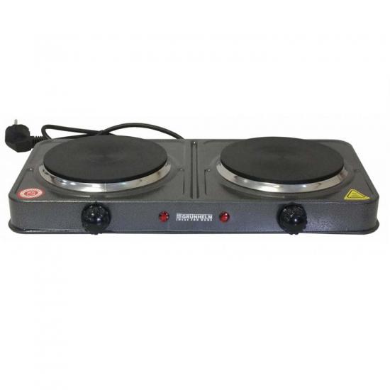 Настольная плита Grunhelm GHP-5814 (Два блина)