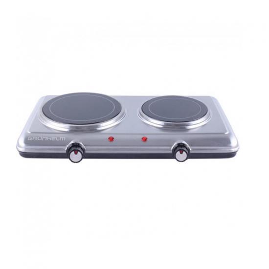 Настольная плита Grunhelm GHP-5844S (стеклокерамика)