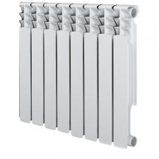 Радиатор алюминиевый Grunhelm GR500-80AL (8 секций)
