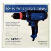 Сетевой шуруповерт Kraissmann 450S EBS 10 (съемный патрон)