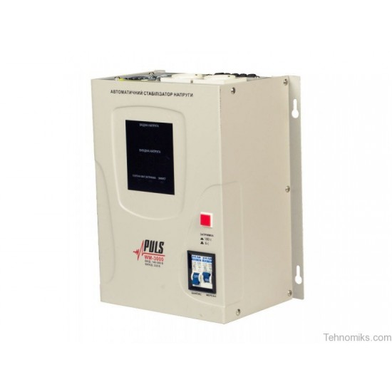 Стабилизатор напряжения Puls WM-3000, релейный, настенный