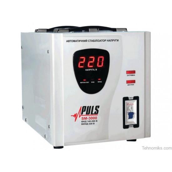 Стабилизатор напряжения Puls SM-3000, сервопривод