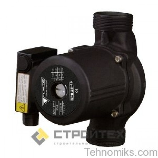 Циркуляционный электронасос FORTE GPD 25-4S-180 с мокрым ротором