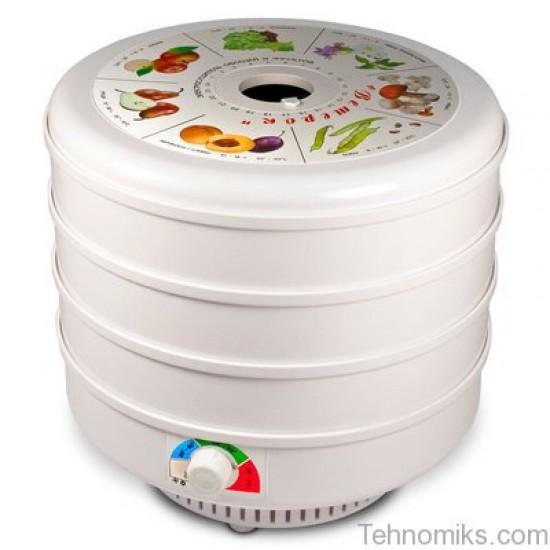 Сушилка для овощей и фруктов Ветерок ЭСОФ-0,5/220 (3 решетки)