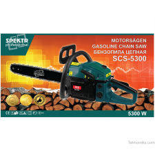 Бензопила Spektr SCS-5300